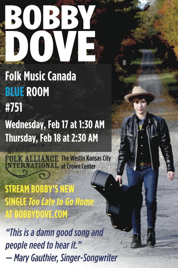 Bobby Dove Postcard 4x6